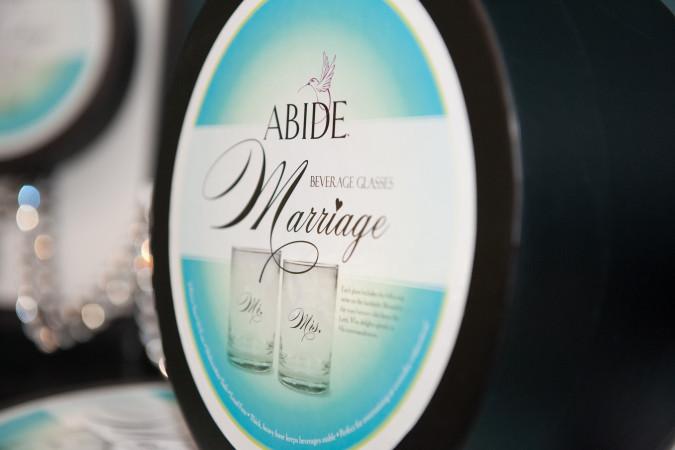 ABIDE Marriage Glasses