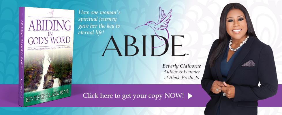abiding book